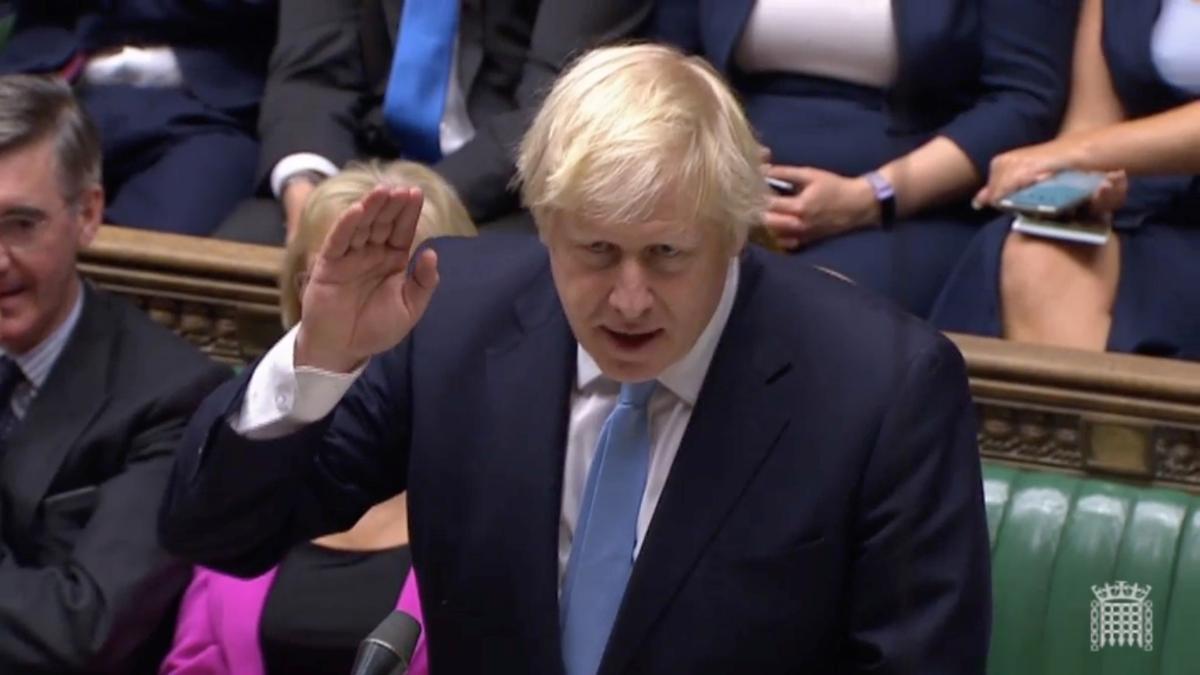 Die Britse premier, Johnson, belowe om Brexit-ooreenkoms te kry nadat hy weer die verkiesingspos verloor het