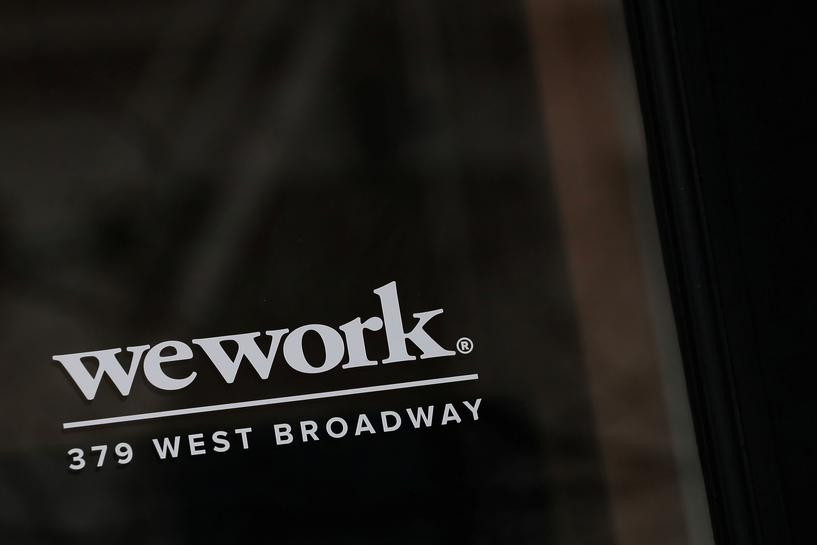 WeWork IPO valuation could dip below $20 billion, clouding