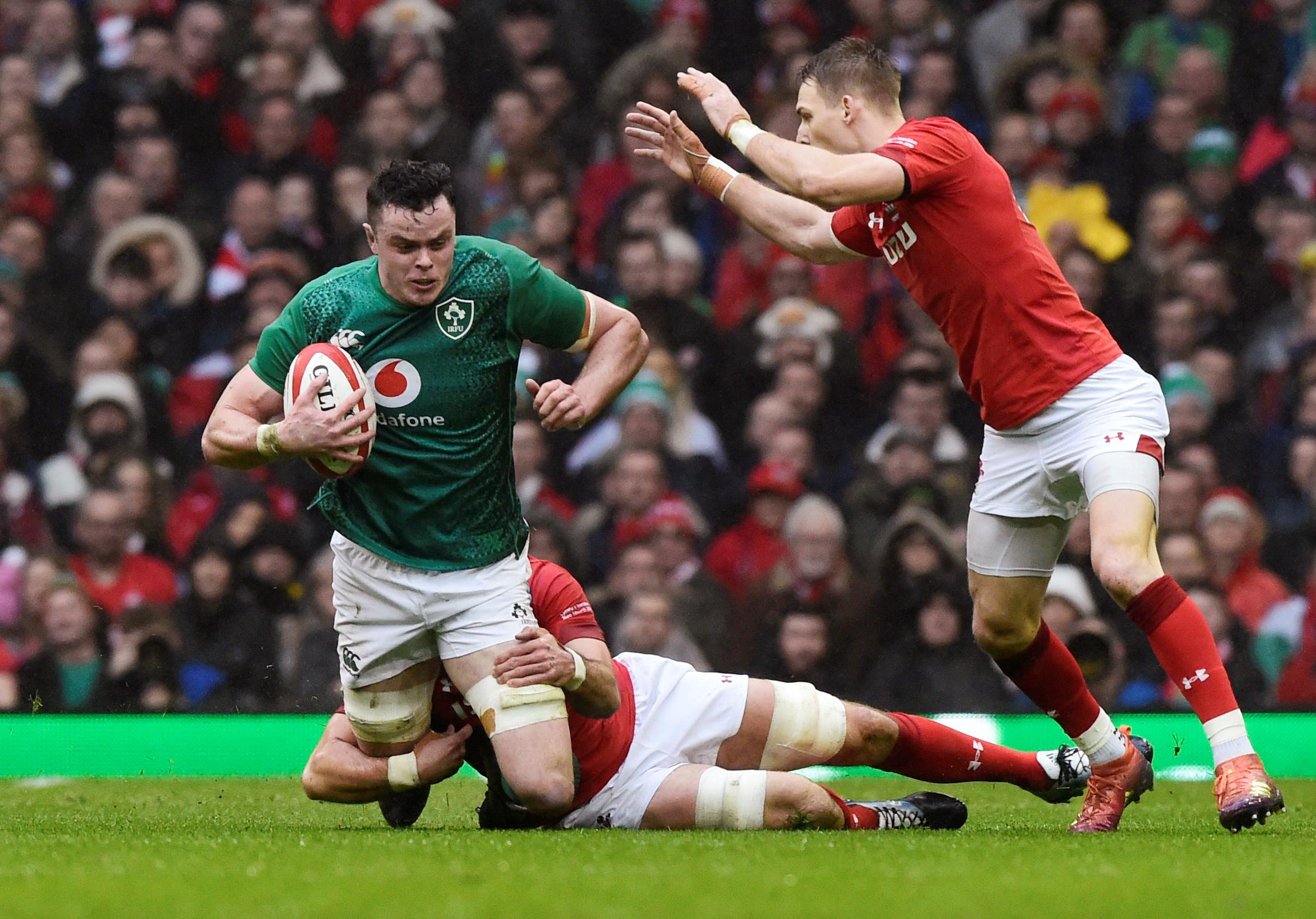 Ireland's Ryan poised to make another statement at next level