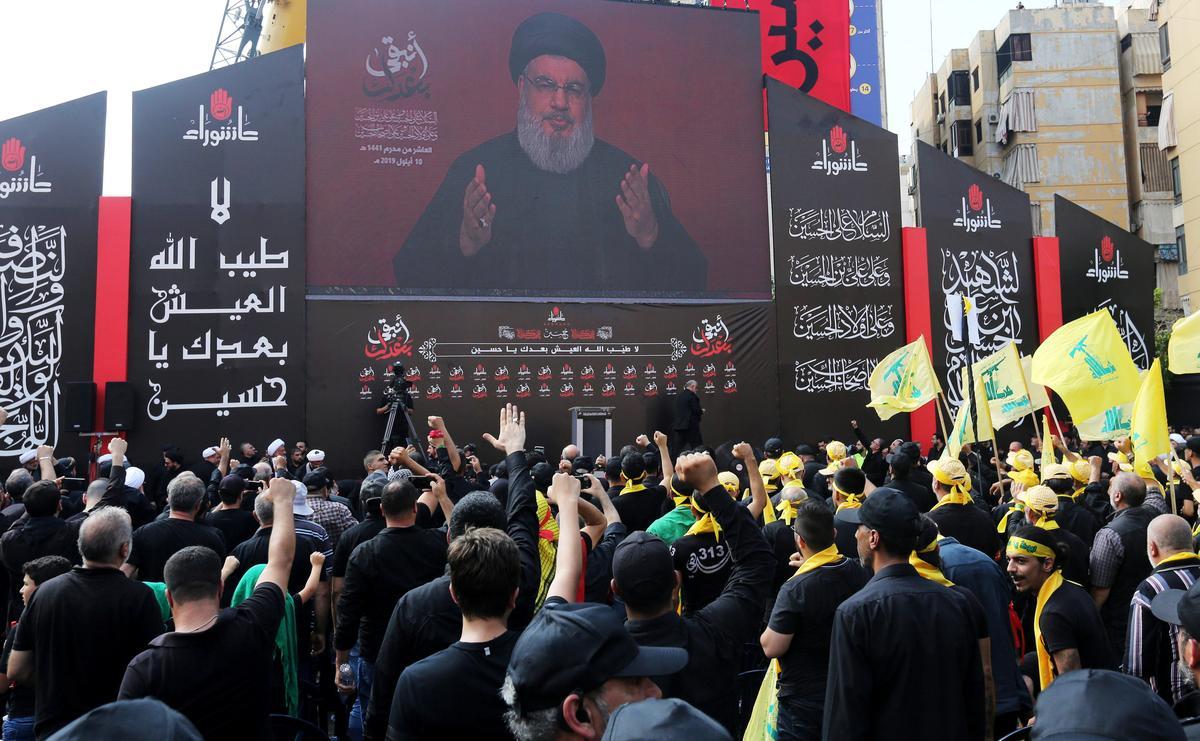 Hezbollah het gesê dat Israel die drone verminder het om die afskrikking te bevorder