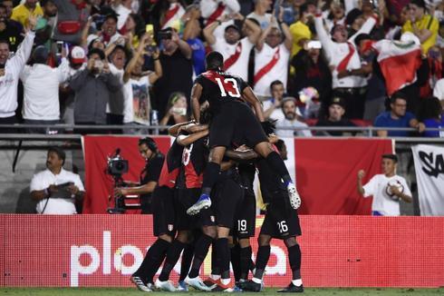 Late goal gives Peru 1-0 win over Brazil in LA