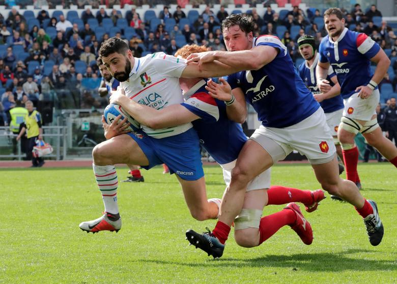 With All Blacks and Springboks for company, Italy face...
