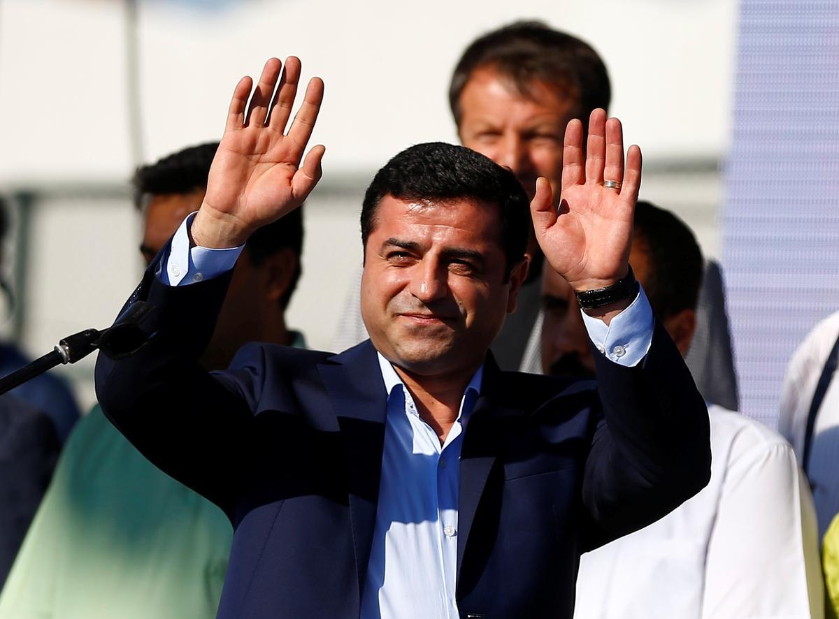 Advokate soek die vrylating van die Koerdiese politikus uit die Turkse tronk: bron