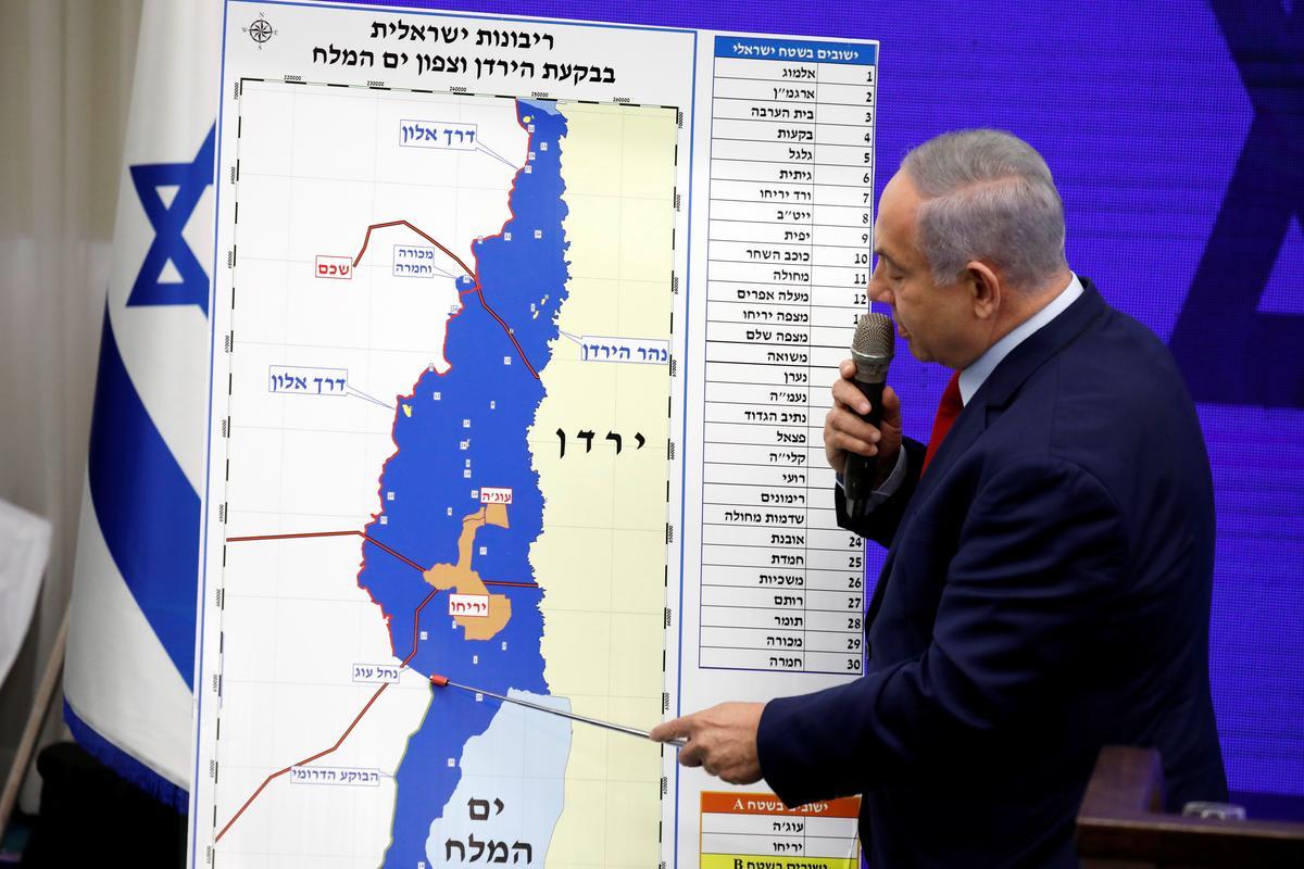 Factbox: Netanyahu se Wesoewer belowe alarms in die Midde-Oosterse state