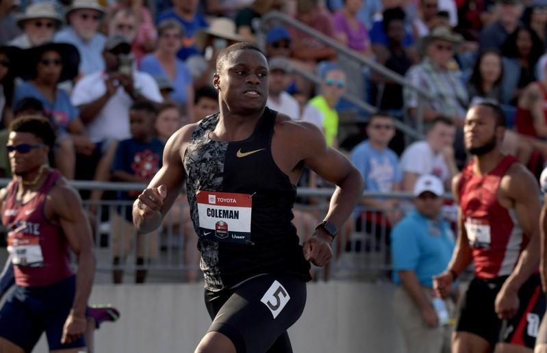 Athletics: Coleman wants apology from USADA over whereabouts charge