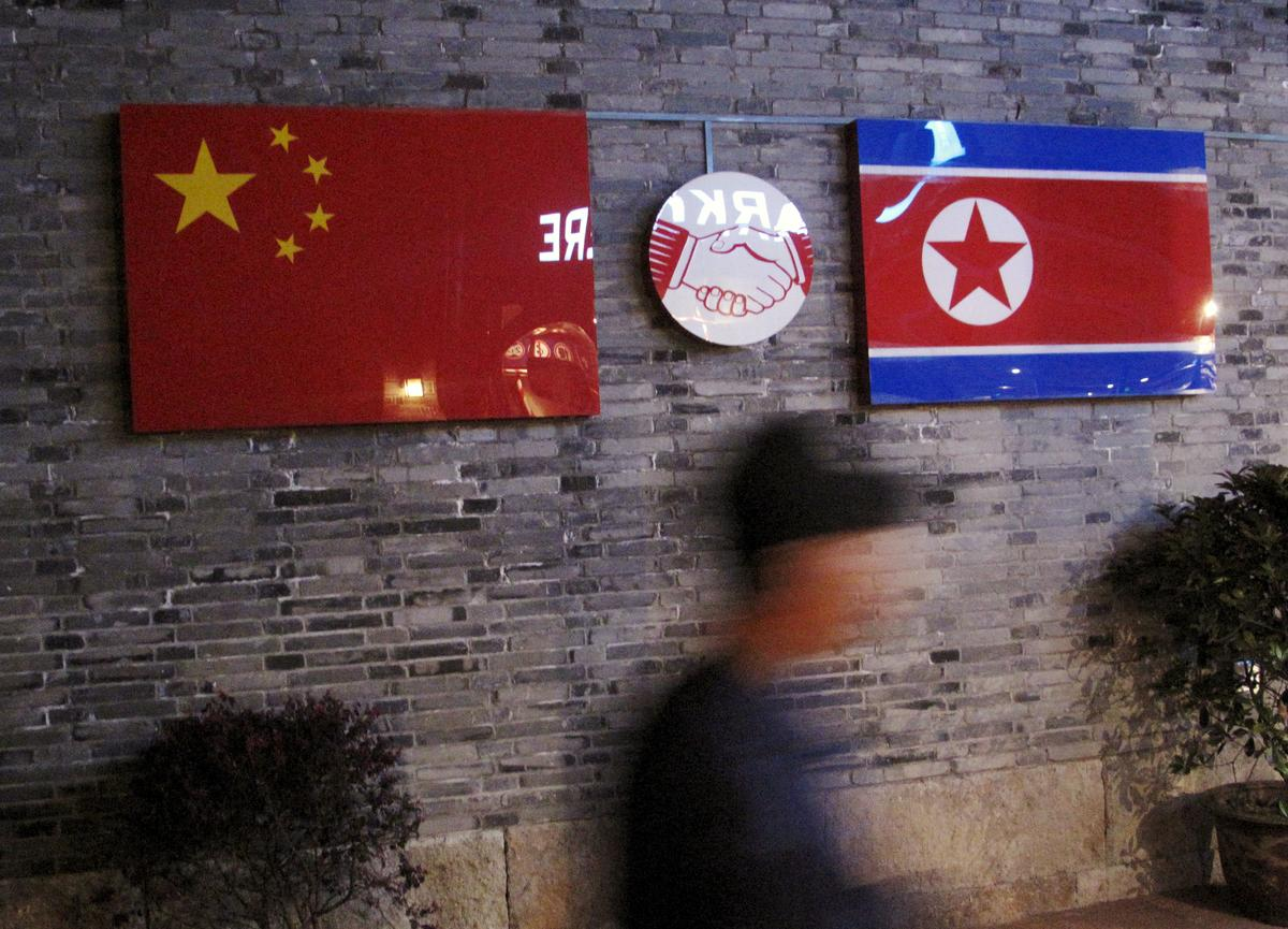 China urges U.S. to take steps to ensure North Korea talks resume