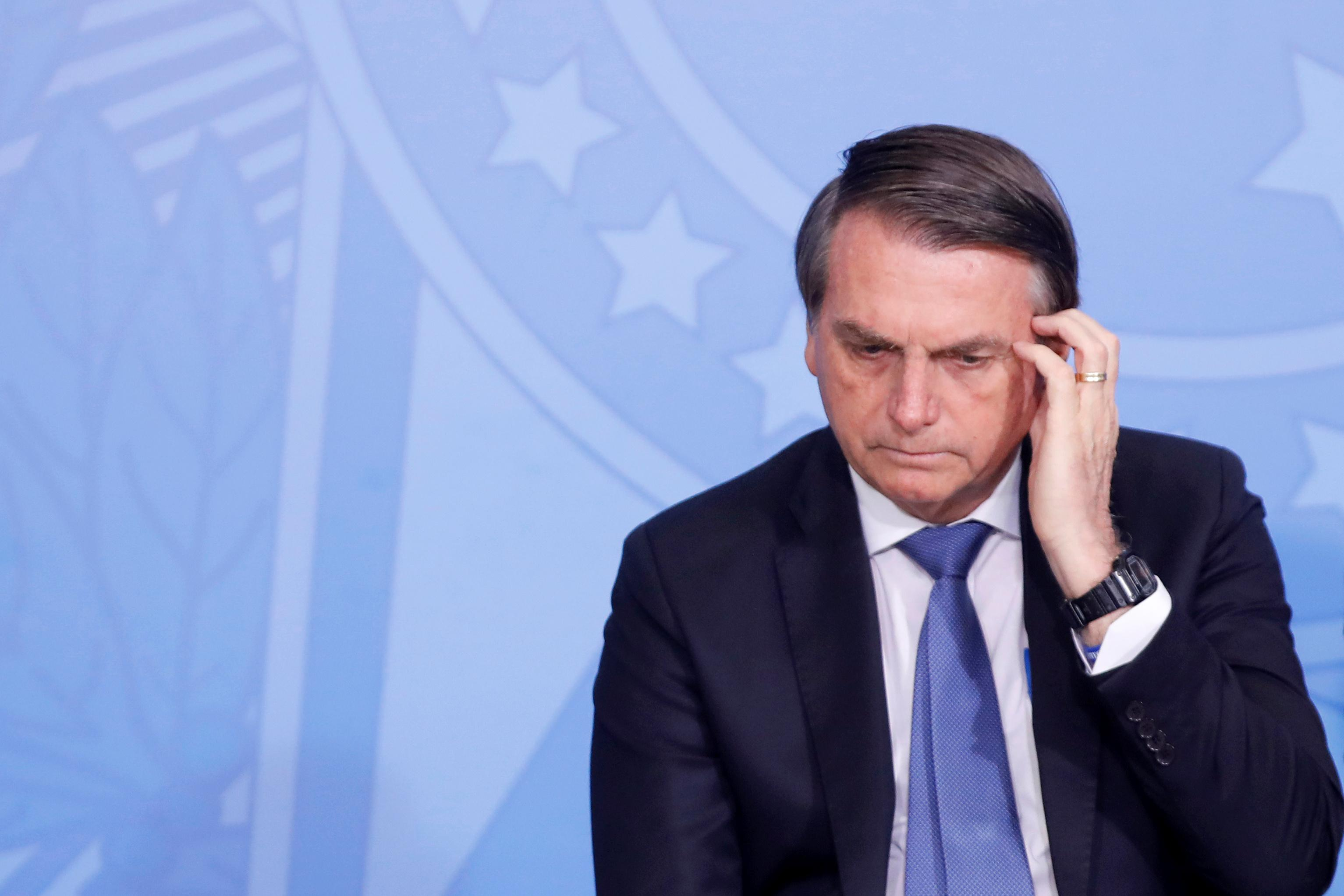 Brazil's Bolsonaro to spend four more days recovering after surgery