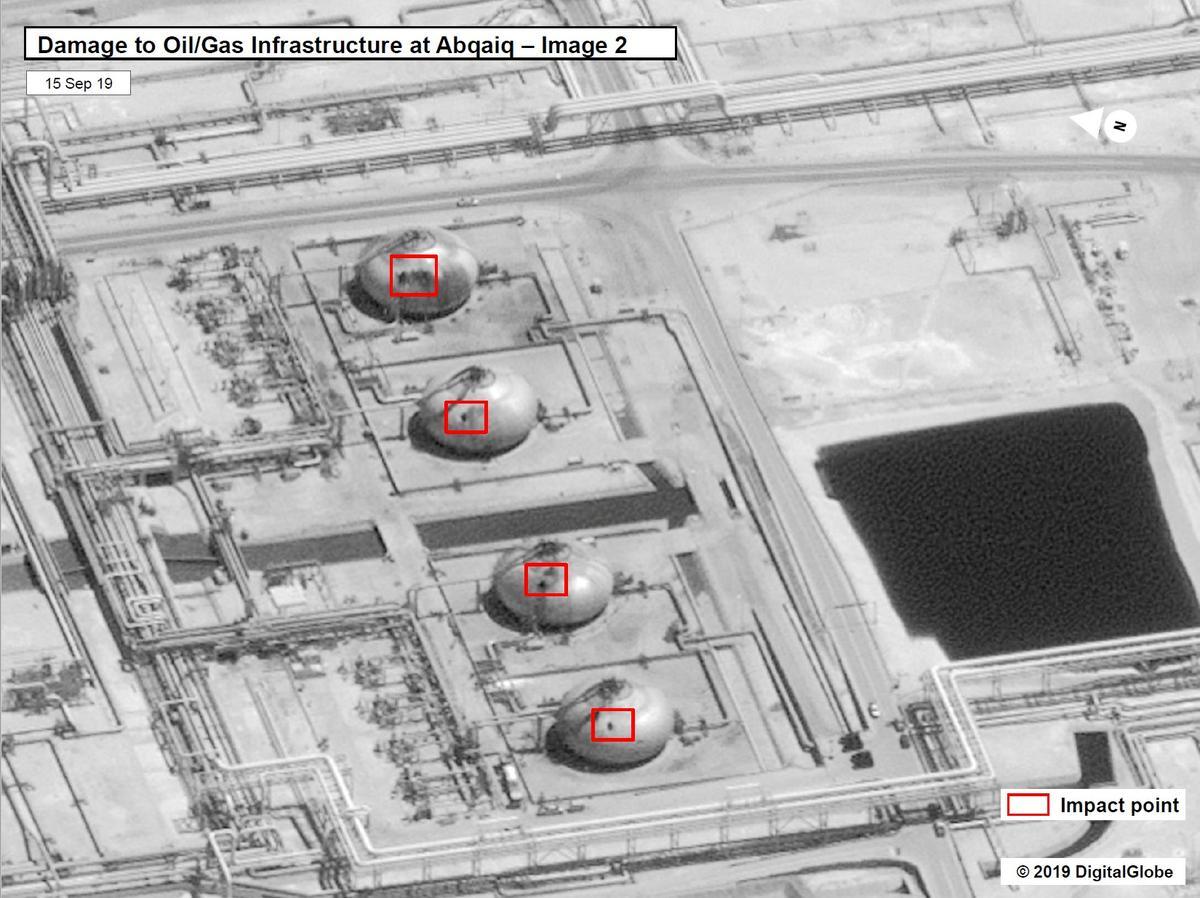 Saoedi-geleide koalisie: Getuienis dui daarop dat Iranse wapens wat in Saoedi-aanval gebruik is
