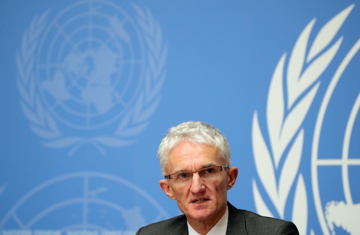 VN-hulphoof sê Saoedi-Arabië betaal volgende week $ 500 miljoen vir Jemen-hulp