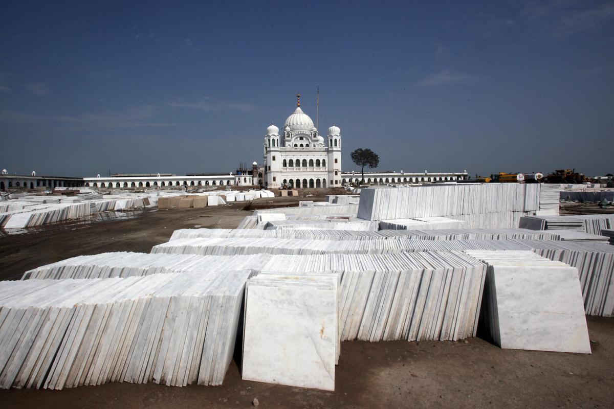 Indiese pelgrimskorridor na die Sikh-tempel in Pakistan word beplan vir die opening van November