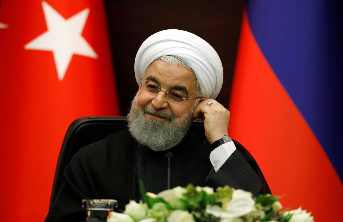 Iran se Rouhani sê Aramco-aanvalle was 'n wederkerige reaksie van Jemen