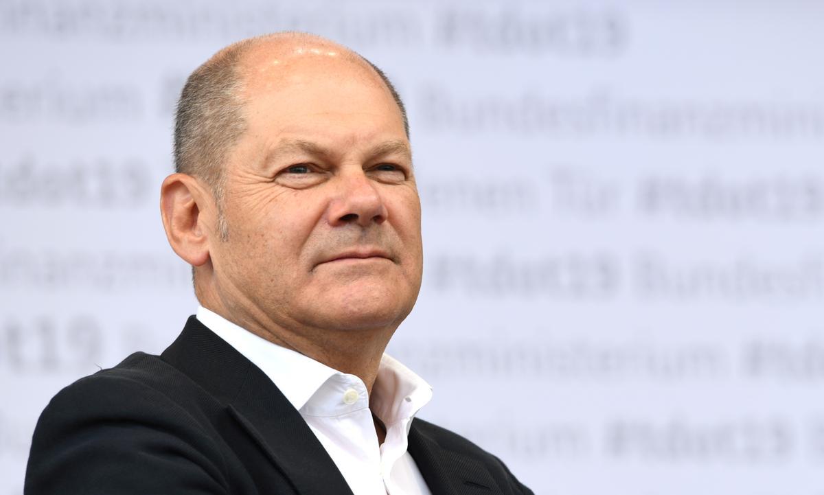 Duitsland se Scholz: Ons kan nie parallelle geldeenhede soos die Weegskaal van Facebook aanvaar nie
