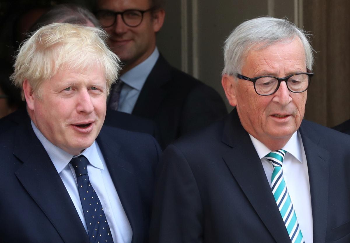 """Die EU sien geen sperdatum vir Brexit-voorstelle nie, maar sien die top """"e; mylpaal"""";"""