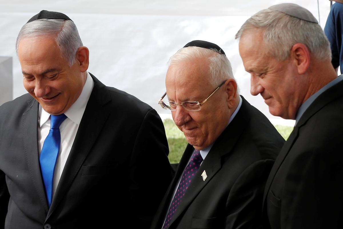 Gantz-party verwerp Netanyahu se aanbod van Israeliese eenheidsbestuur