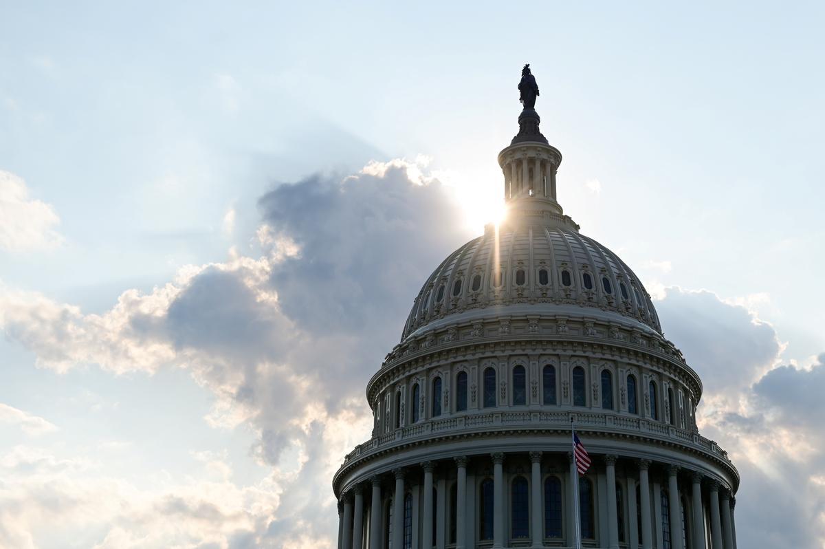 U.S. House approves stopgap funding bill to avoid government shutdown