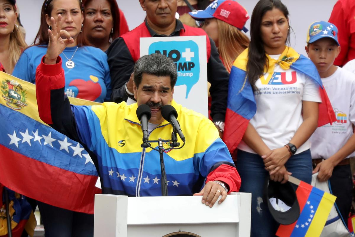 Kremlin says Venezuela's Maduro due in Moscow soon for talks