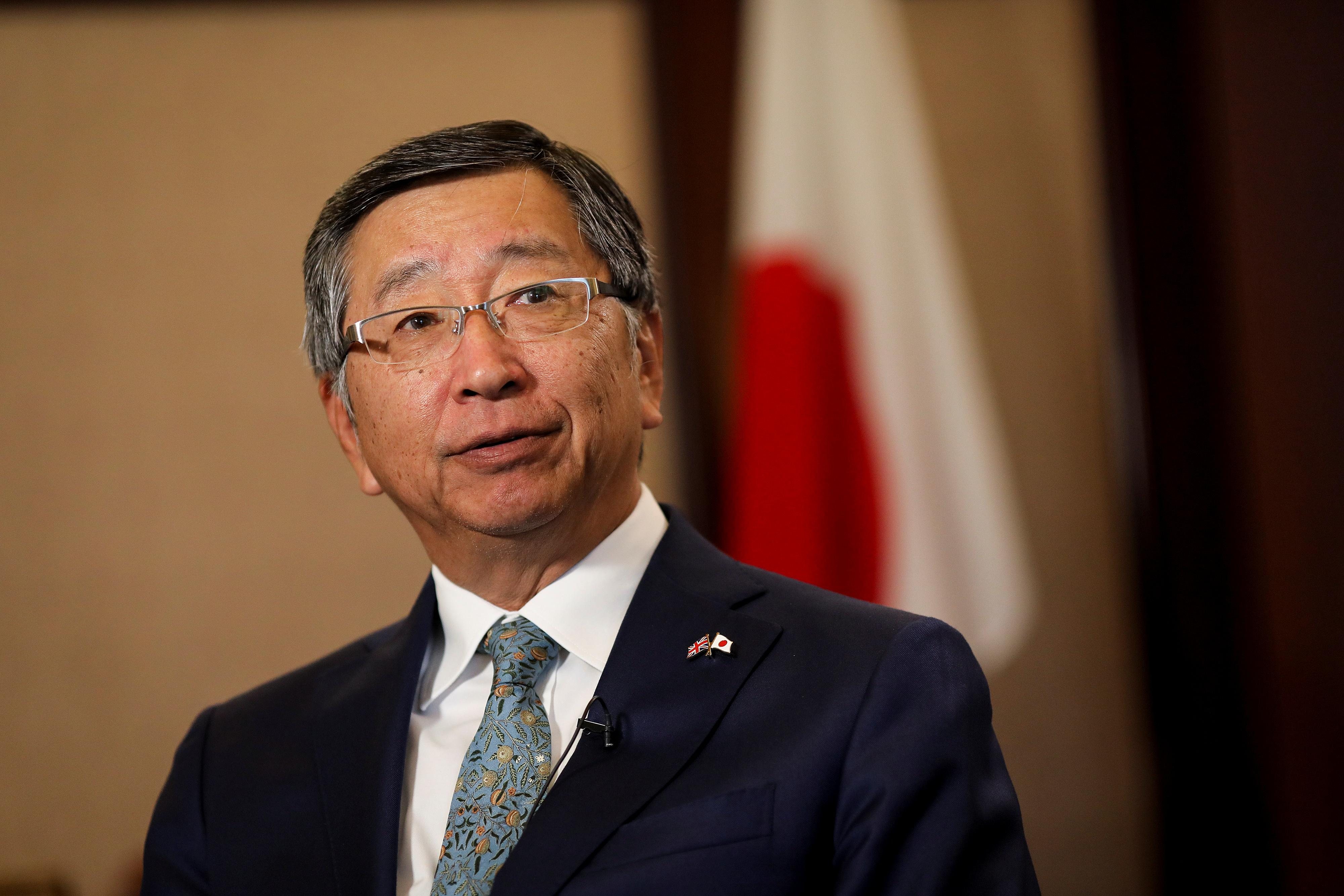 No-deal Brexit would force Japanese investors to reassess 40-year...