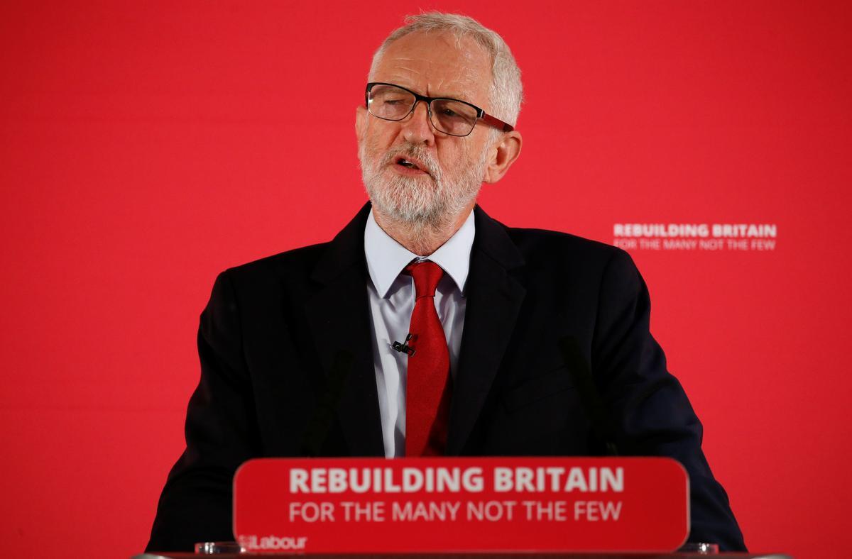 Amptenare van die Britse Arbeidersparty poog om adjunkleier oor Brexit te verdryf