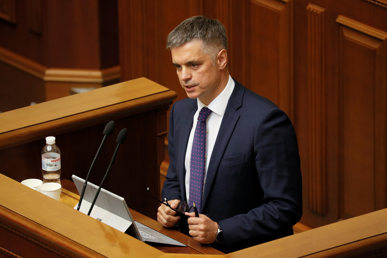 Ukraine minister denies Trump put pressure on Zelenskiy during...