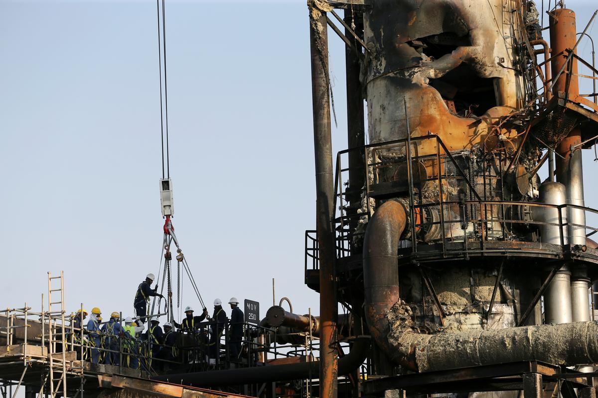 Saoedi-Arabië soek optrede teen Iran ná olie-aanval, is bondgenote versigtig