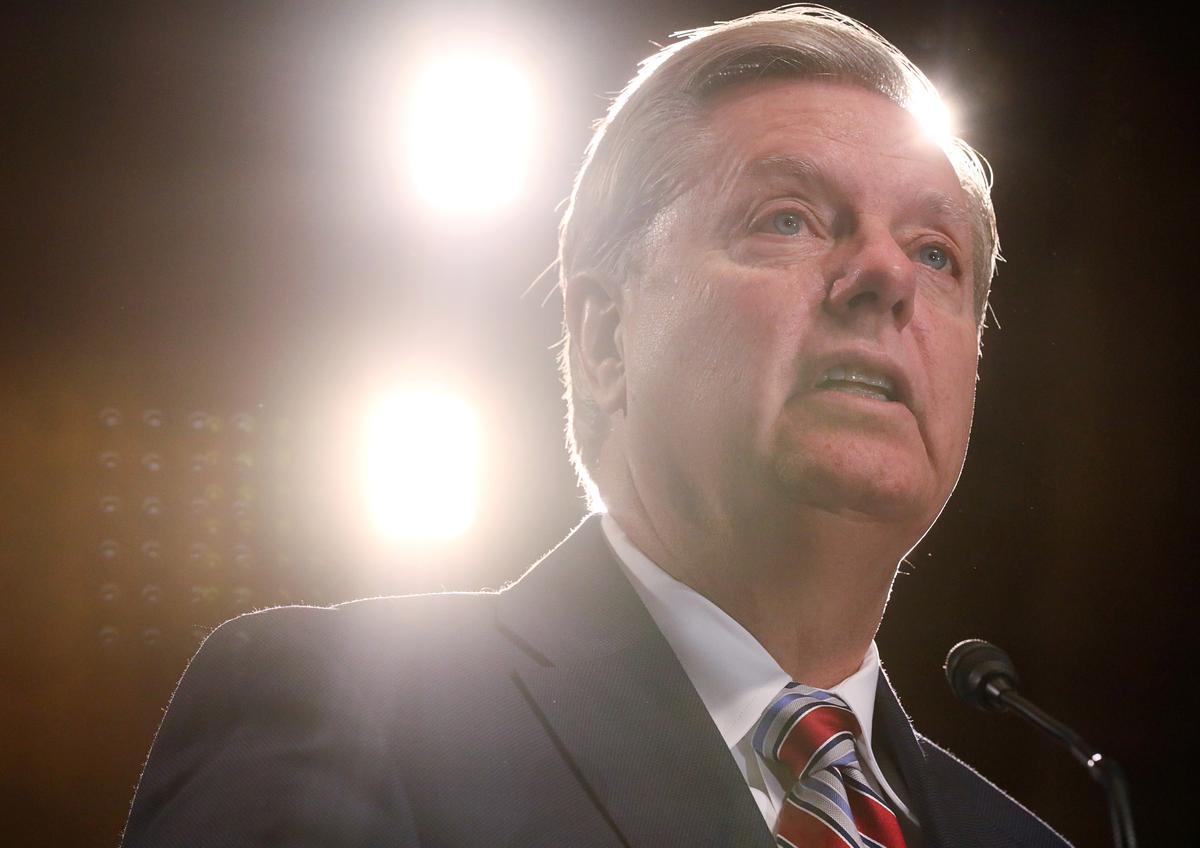 Die Amerikaanse senator Graham sê hy probeer Turkye in die F-35 keer terugkry
