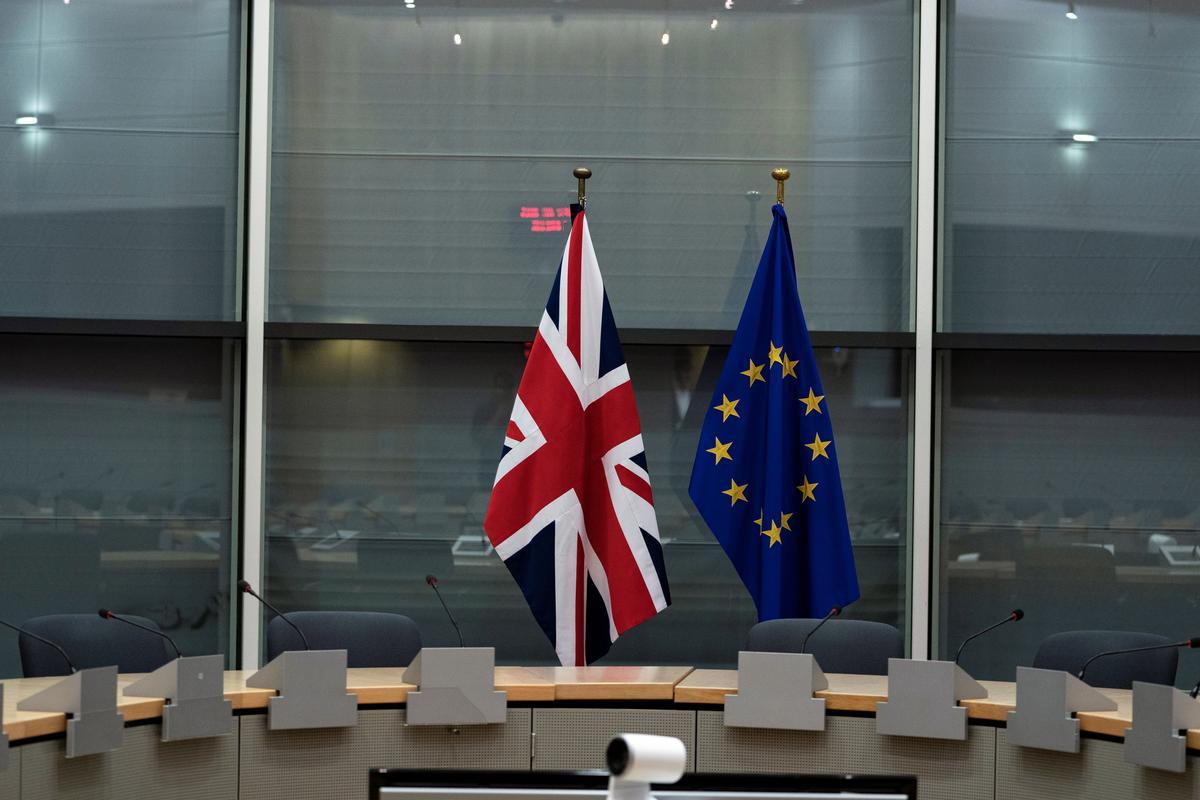 Enige Brexit-ooreenkoms met die EU moet sonder agtergrond val: die Britse minister van Brexit