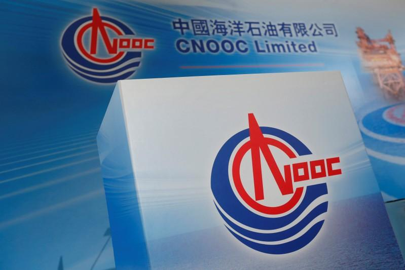 China CNOOC to start pumping at large deepsea gas field at...