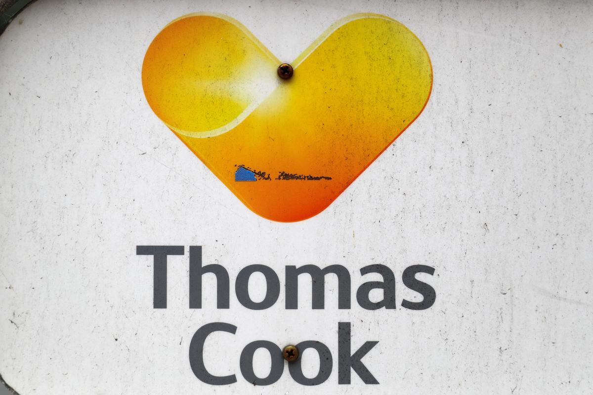 Thomas Cook's Polish unit cancels flights, stops new bookings