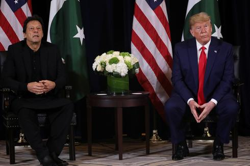 Pakistan's Khan says he is mediating with Iran after Trump asked him to help