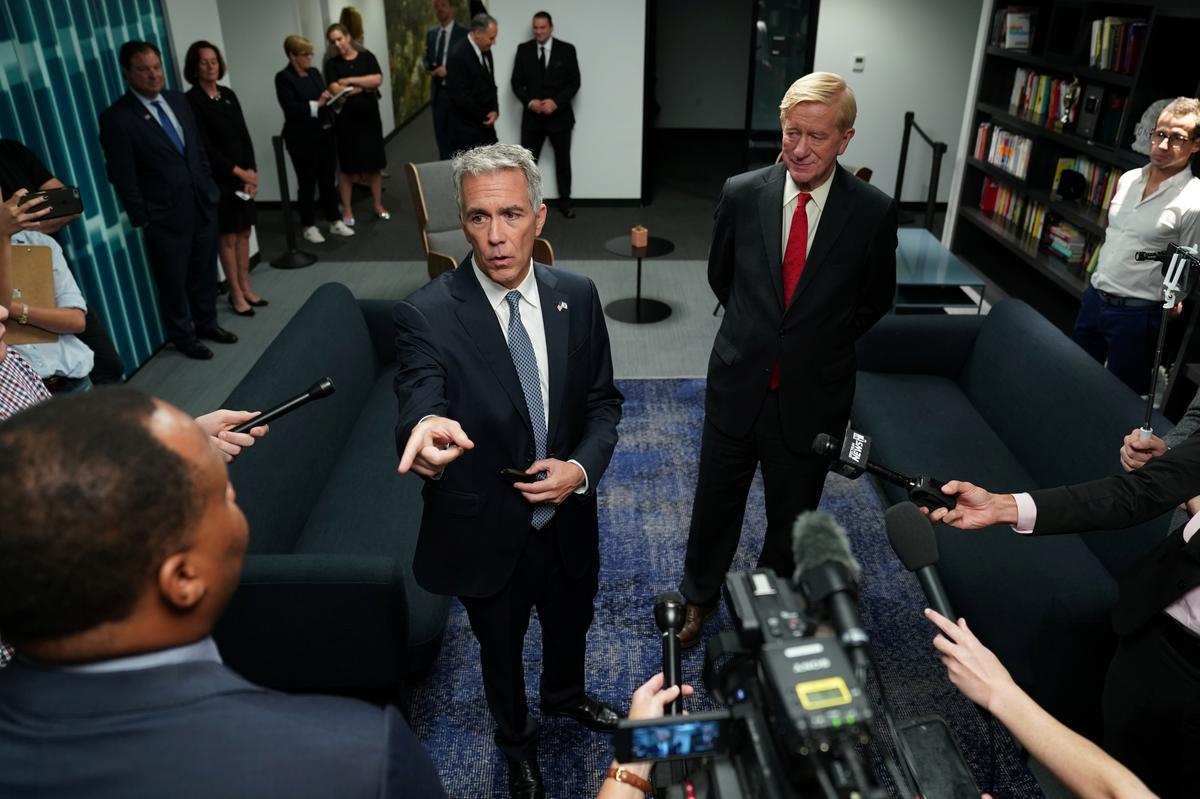 Twee van Trump se Republikeinse uitdaagers ondersteun poging tot vervolging