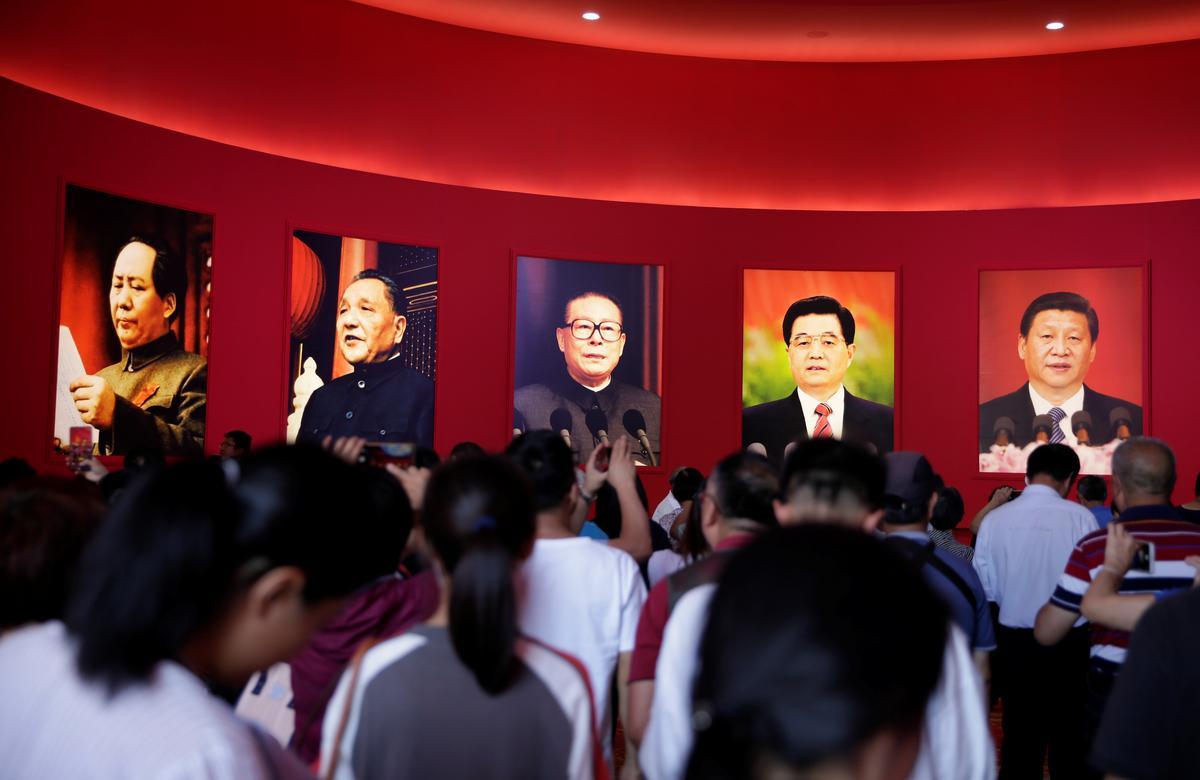 Tydlyn: Sewe dekades van die Kommunistiese China