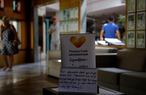 Thomas Cook collapse prompts international response