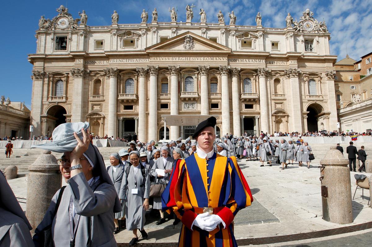 Silicon Valley gaan na die Vatikaan om tegniese etiek te bespreek