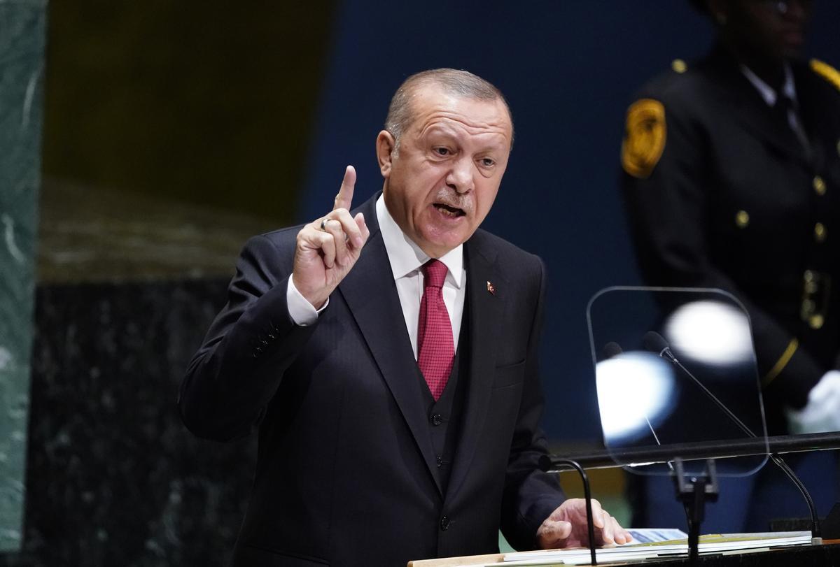 Turkye is nie tevrede met gesprekke met die VSA oor Sirië se 'veilige sone'