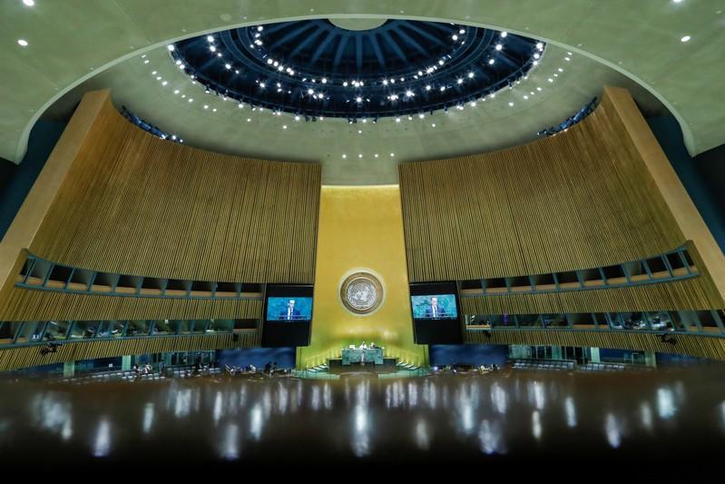 Mehr als 50 Staaten bei neuer Allianz für Multilateralismus