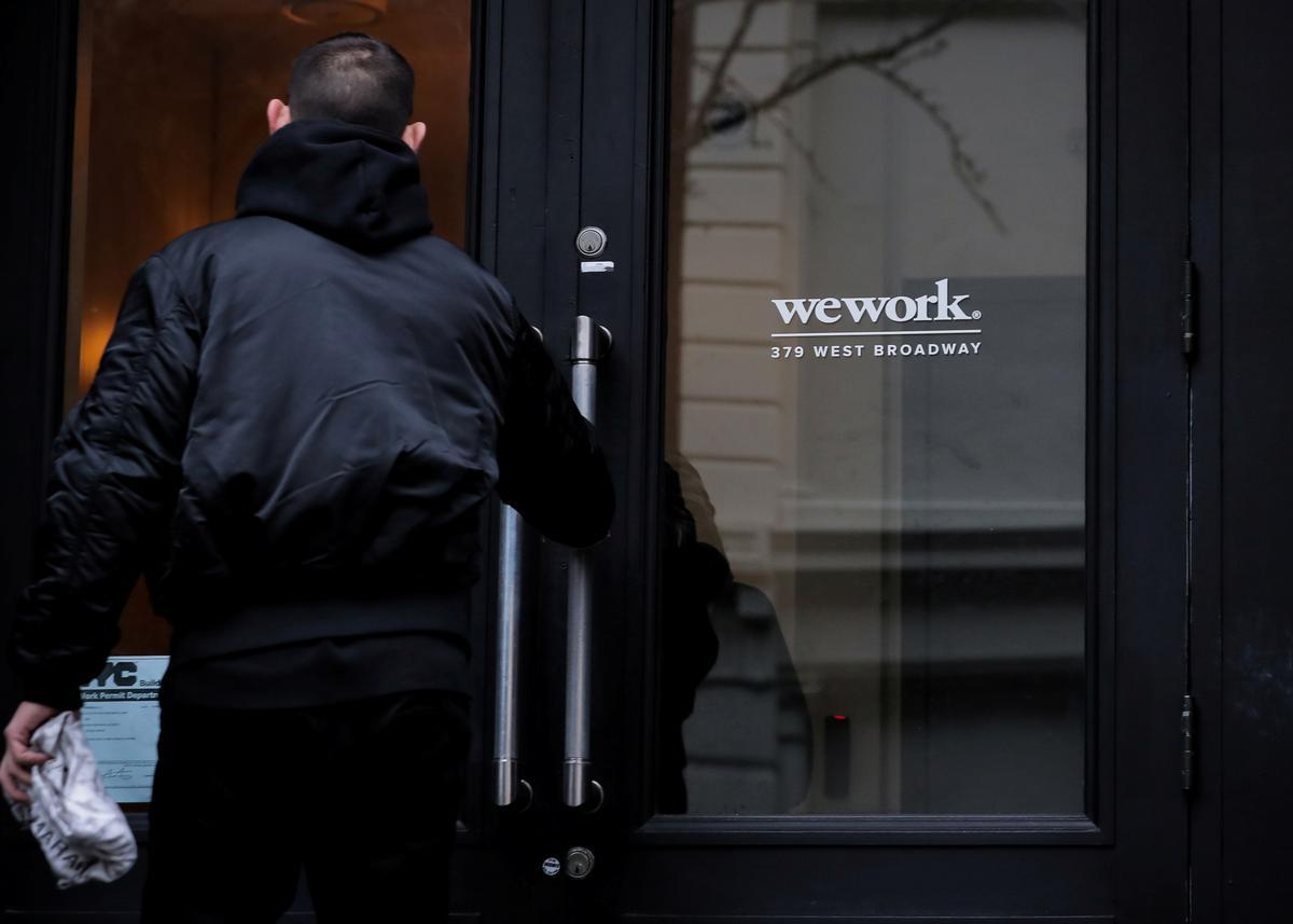 SoftBank sal waarskynlik $ 1 miljard meer in WeWork besorg ná uitgestelde IPO: FT
