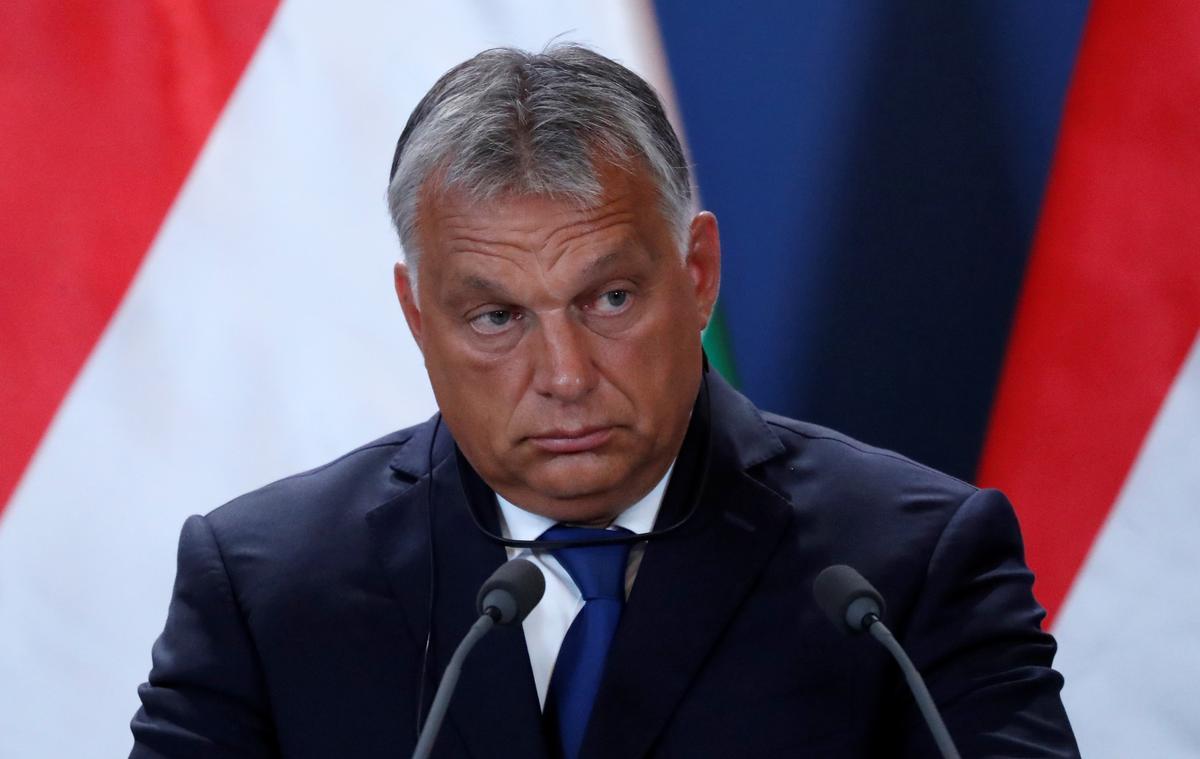 Hongaarse premier Orban: voorwaardes vir EU-fondse net 'politieke slagspreuk'