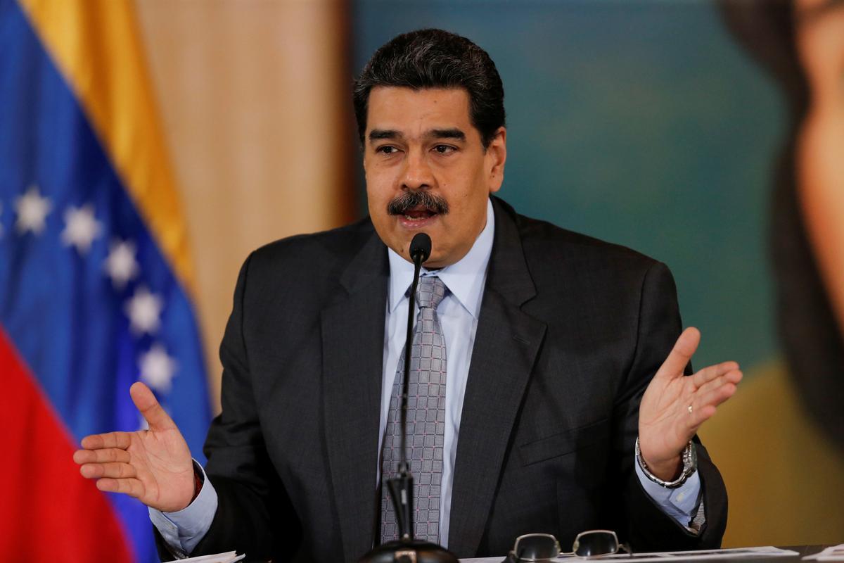 Venezuela se Maduro sê Trump verdien 'duisend vervolging'