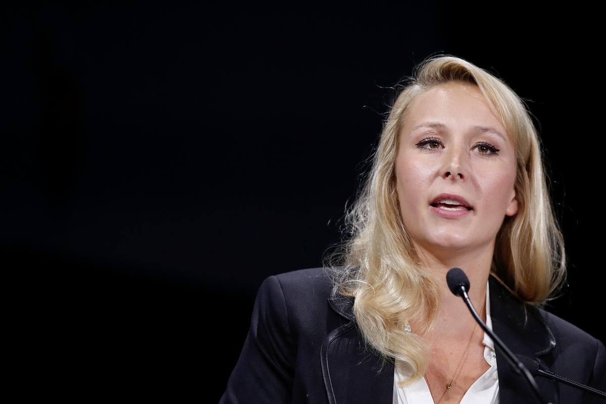 Frankryk, die regse Marechal, sê nie sal in 2022 as president optree nie