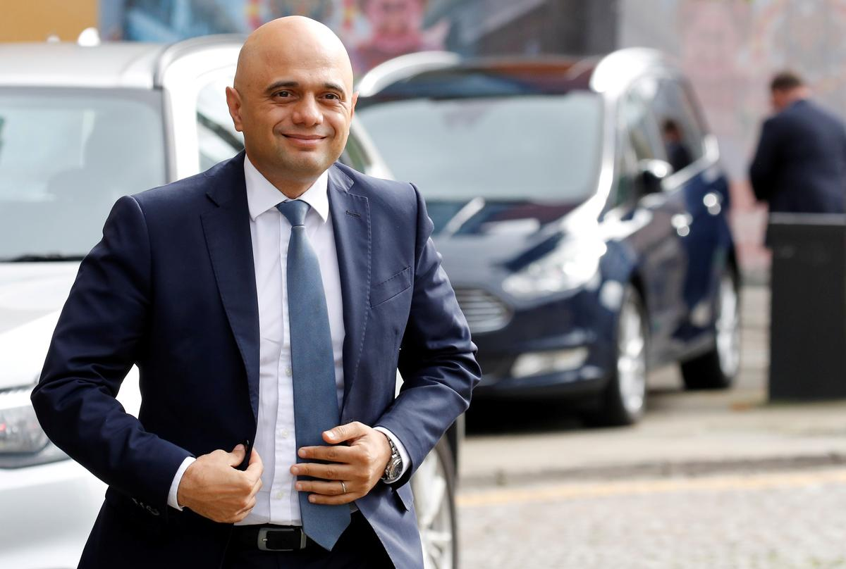 UK's Javid expected to delay budget until after October 31: Financial Times