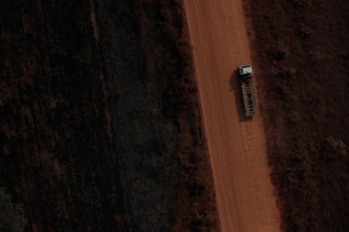 Bolsonaro-gesteunde snelweg is gerig op die hart van Brasilië se Amasone