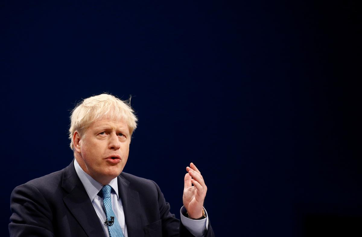 PM Johnson calls for EU to embrace compromise with Britain's new proposal