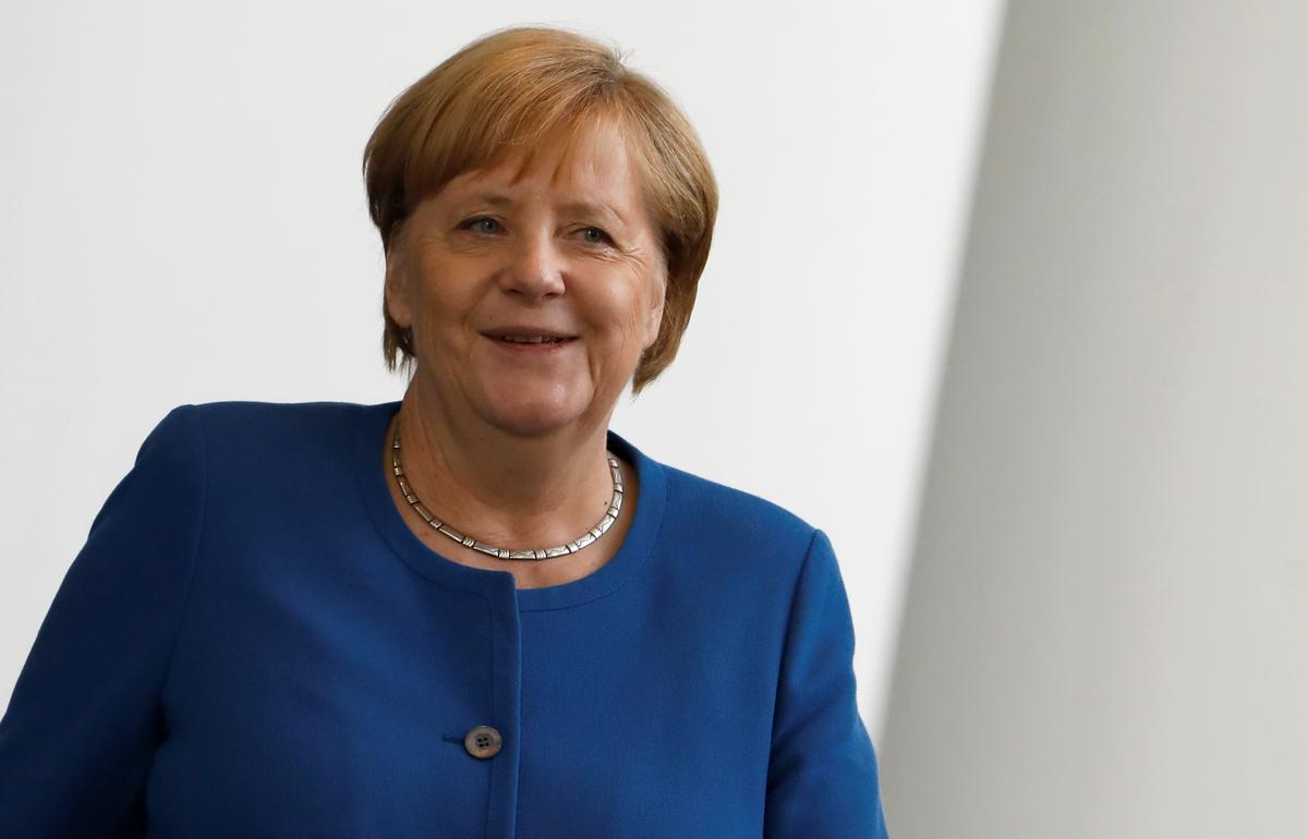 Merkel wil Brexit onderhandel, maar is voorbereid op 'n nie-ooreenkoms