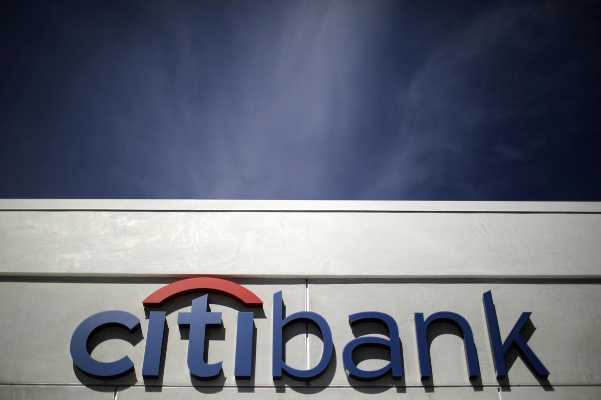 Citigroup forex