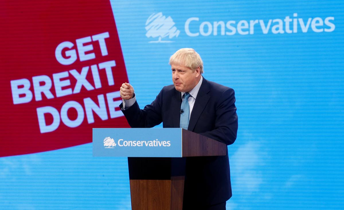 Die Britse premier, Johnson, bied die finale Brexit-aanbod aan, en is welkom by die EU