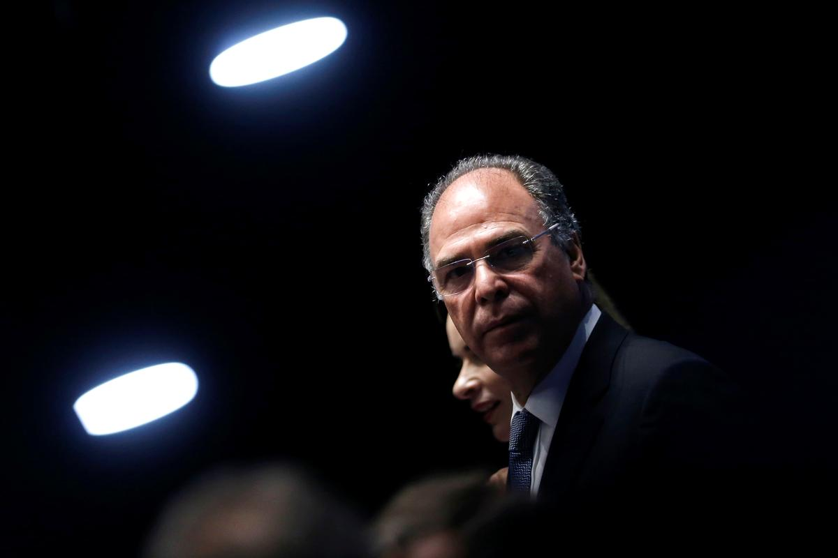 Die senaat in Brasilië keur pensioenhervorming goed in die eerste ronde nadat die besparing getref is