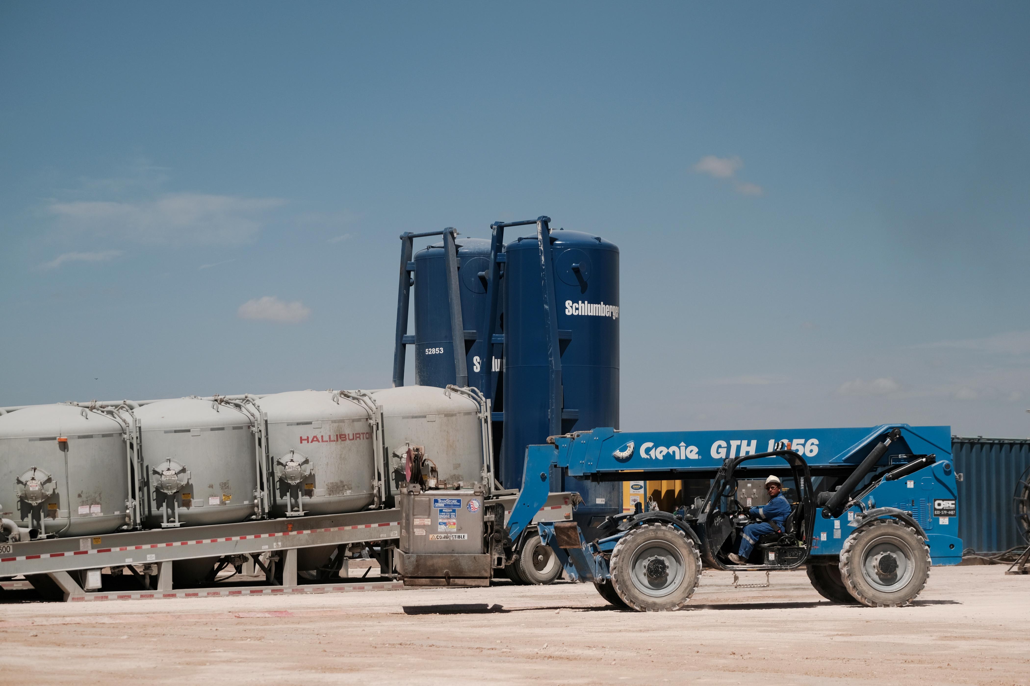 Les alliés du schiste de Chevron sont son arme secrète dans la course Exxon