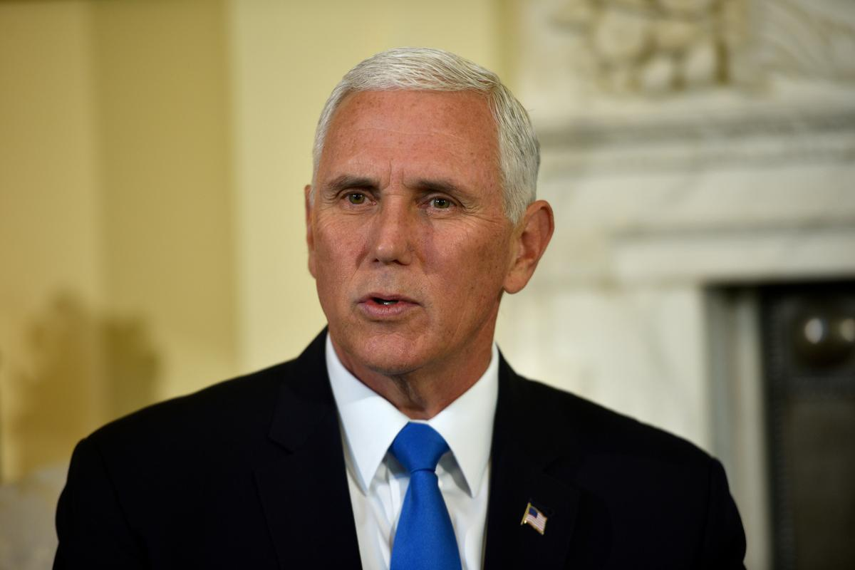 Pence says Biden, son should be investigated for Ukraine dealings