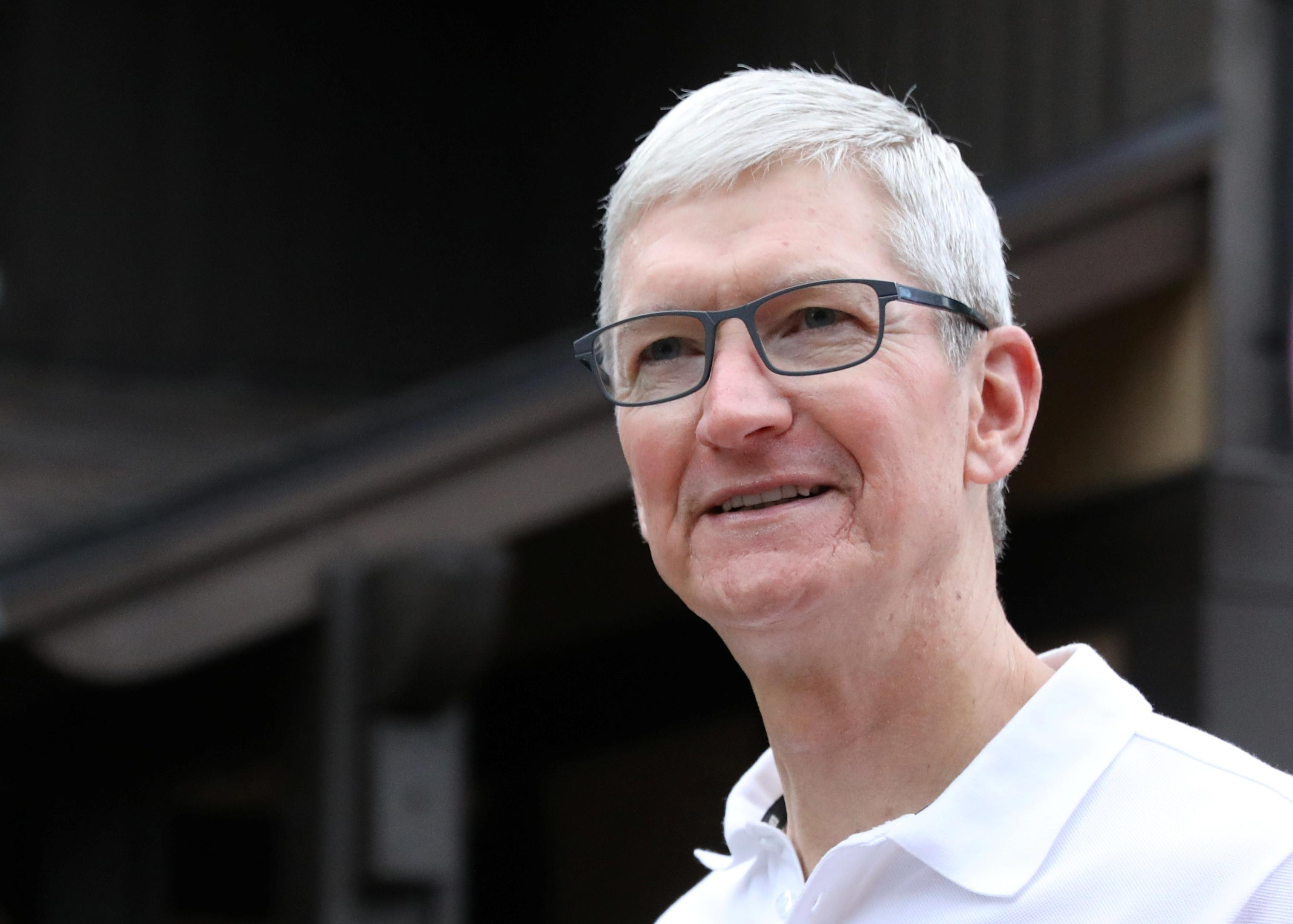 Apple chief weighs in against setting up digital currency
