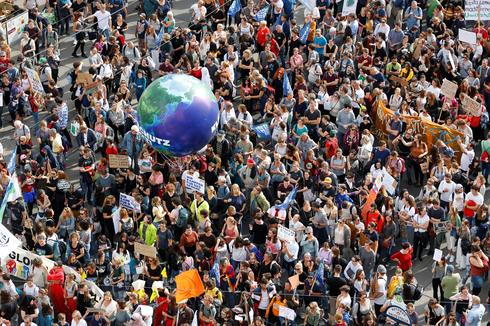 Climate strike movement sweeps the globe